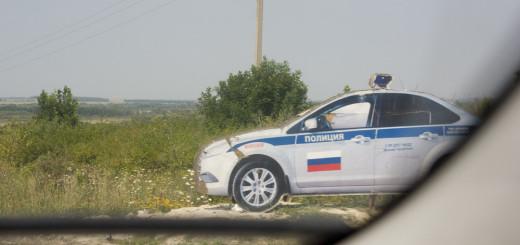 Полицейский кардон