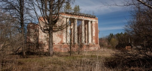 Усадьба Демидовых в Петровском